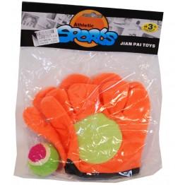 Handskar med boll