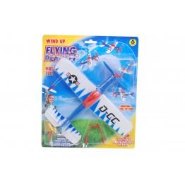 Flygplan med Gummiband