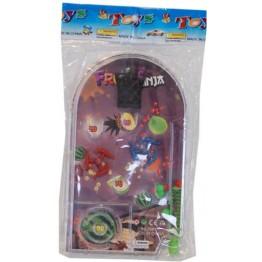Flipperspel Mini 15x9cm Mini