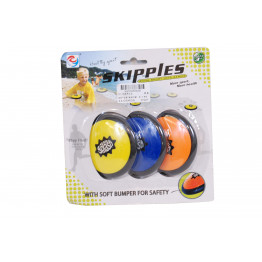 Flytande Freesbee 3-p