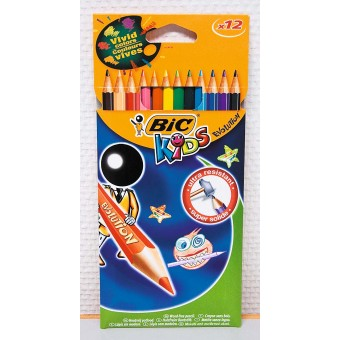 BIC Färgpennor blyerts