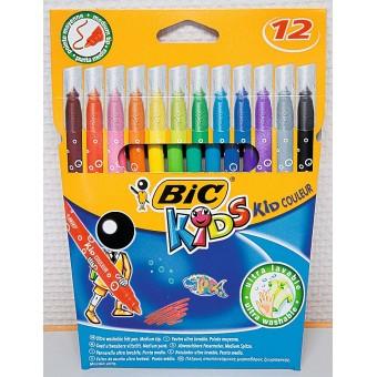 BIC Färgpennor tusch