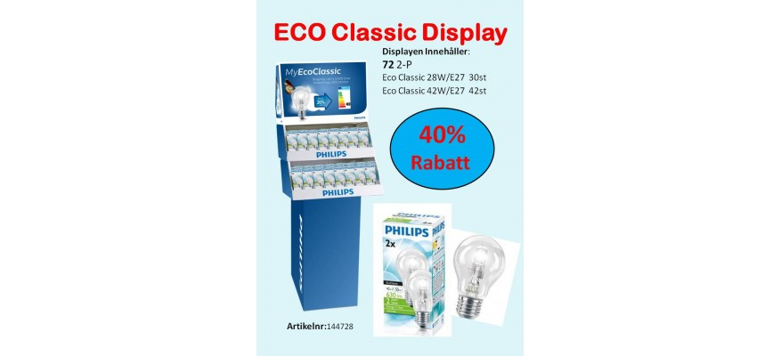 Eco Classic Display