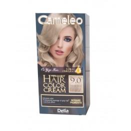 Hårfärg Blond 9.0
