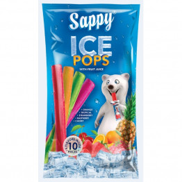 Isglass Icebear Sappy Frys själv
