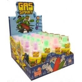 Gas Spray - Godisspray 20st i Display