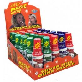 Magic Spray - Godisspray 35st i Display