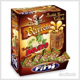 Tuggummi Mojito Barrels