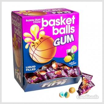 Tuggummi Basketballs