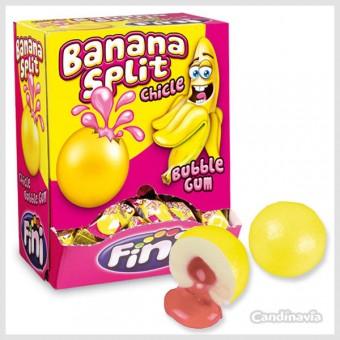 Tuggummi Banana Split