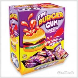 Tuggummi Hamburger