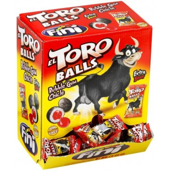 Tuggummi El Toro Balls