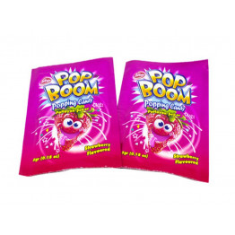 Pop Boom Jordgubb