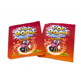 Pop Boom Cola