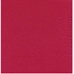 Servett röd 20-Pack