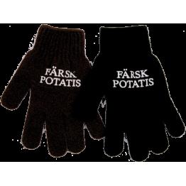 Skrubbhandske för potatis