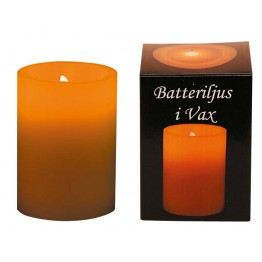 Batteriljus i vax