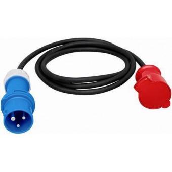 CEE Stickpropp/Schuko med 1,5m kabel