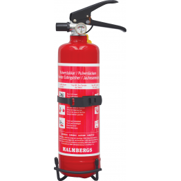 Brandsläckare Pulver