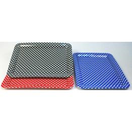 Bricka 33x24,5cm 3 färger