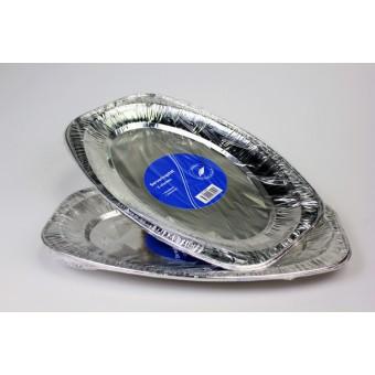Serveringsfat Aluminium 2-pack