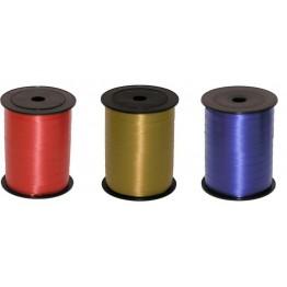 Presentband Blå, Röd, Guld 10mm x 150m