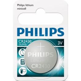 Knappcell Litium CR 2430