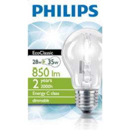 Eco Normallampa 28/40W E27