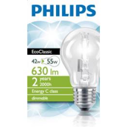 Eco Normallampa 42/60W E27
