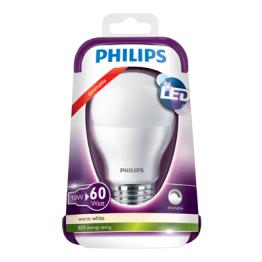 Philips LED Normallampa 10-60W E27 Frostad Dimbar