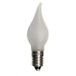 Universal LED E10 10-55V Frostad