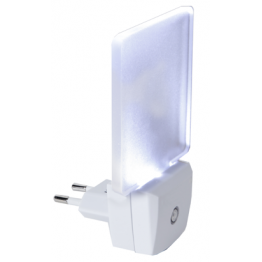 Illumination LED Nattlampa Sensor EUR Plugg 0,5W