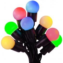 Ljusslinga Batteridriven