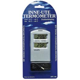 Termometer ute/inne
