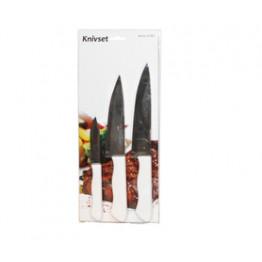 Knivset 3-delar