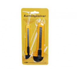 Brytbladskniv 2-Pack